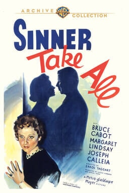 Sinner Take All - Key Art