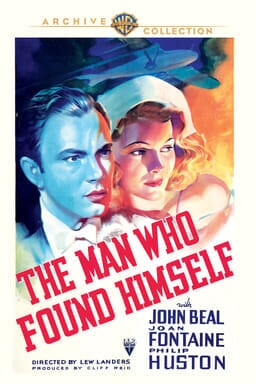 The Man Who Found Himself - Key Art