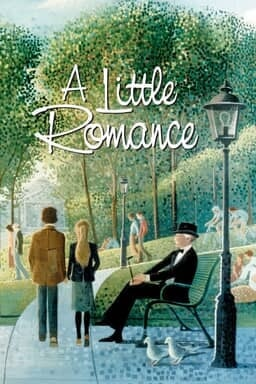 A Little Romance - Key Art