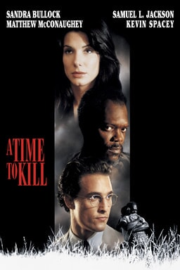 A Time to Kill (1996) - Sandra Bullock, Matthew McCougnaughey, Samuel L. Jackson, Kevin Spacey
