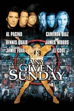 Any Given Sunday - Key Art
