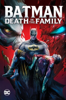 Batman: Death in the Family - Key Art