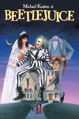 Beetlejuice - Key Art