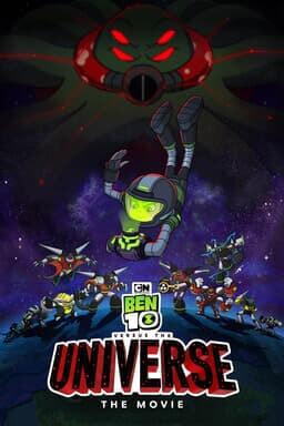 Ben 10 Versus The Universe: The Movie - Key Art