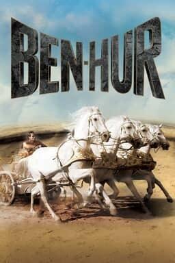 Ben-Hur 1959 - Key Art