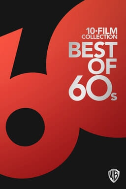 Best of the 60's: 10 Film Collection - Key Art