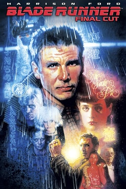 blade runner the final cut poster