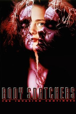 body snatchers poster