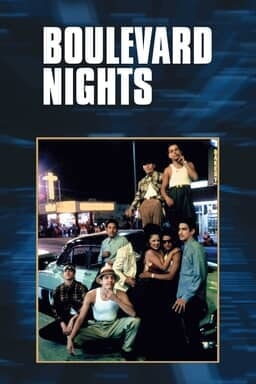 Boulevard Nights - Key Art