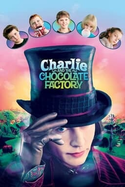 Charlie and the Chocolate Factory - Key Art