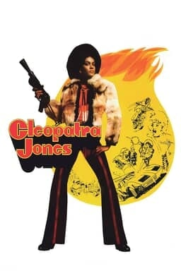 Cleopatra Jones - Key Art