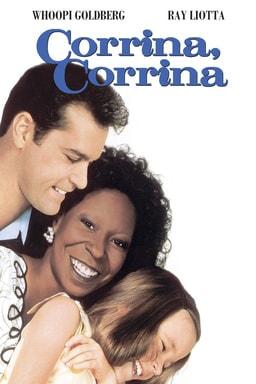 Corrina, Corrina - Whoopi Goldberg and Ray Liotta laughing in stacked