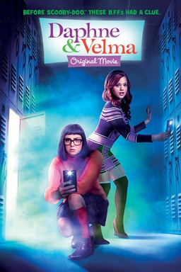 daphne and velma poster