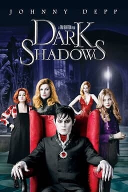 Dark Shadows - Key Art