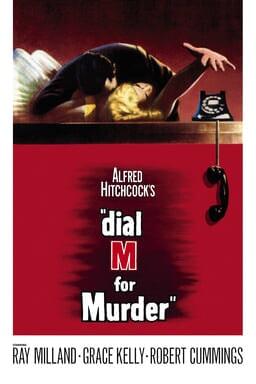 Dial M for Murder - Key Art