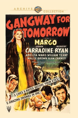 Gangway for Tomorrow - Key Art