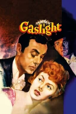 Gaslight (1944) - Key Art