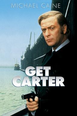 get carter 1971 poster
