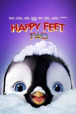 Happy Feet 2 - Key Art