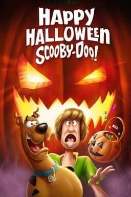 Happy Halloween, Scooby-Doo! - Key Art