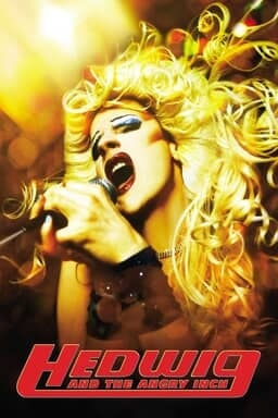 Hedwig and the Angry Inch - Key Art