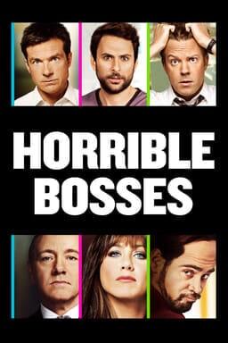 Horrible Bosses - Key Art