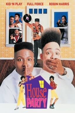 House Party - Key Art