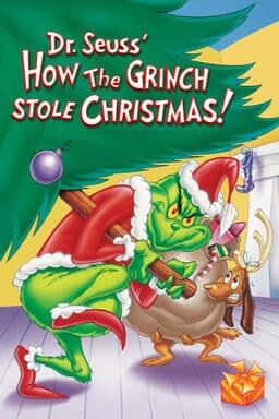 How The Grinch Stole Christmas - Key Art