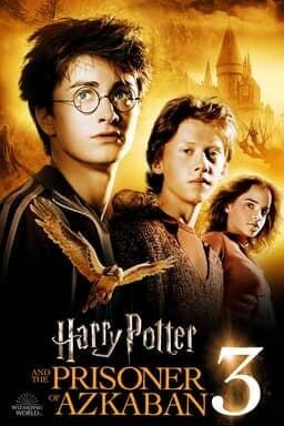 Harry Potter and the Prisoner of Azkaban 3 - Key Art