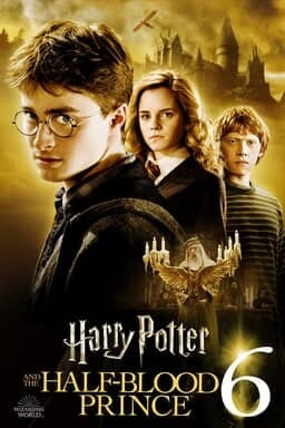 Harry Potter and the Half-blood Prince 6 - Key Art
