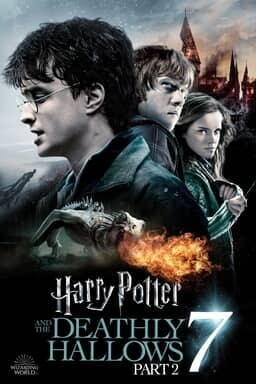 Harry Potter and the Deathly Hallows Part 2 - Key Art