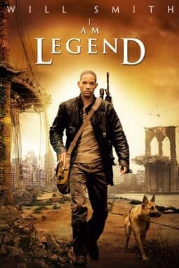 I Am Legend - Key Art