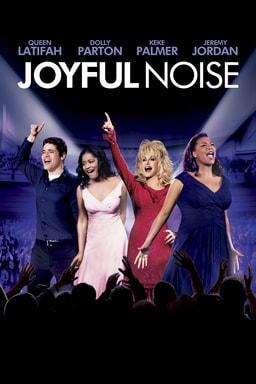 Joyful Noise - Jeremy Jordan, Keke Palmer, Dolly Parton, Queen Latifah singing passionately to crowd