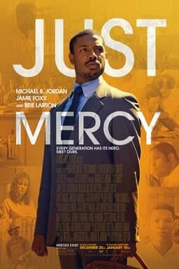 Just Mercy- 1sht