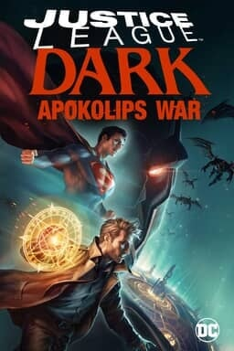 Justice League Dark: Apokolips War - Key Art