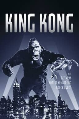 King Kong 1933 - Key Art