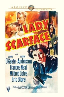 Lady Scarface - Key Art