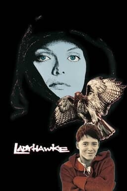 Ladyhawke - Key Art