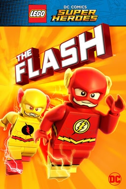 lego dc super heroes the flash poster