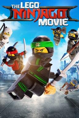 the lego ninjago movie home entertainment poster
