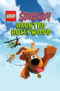 LEGO Scooby-Doo!: Haunted Hollywood - Key Art