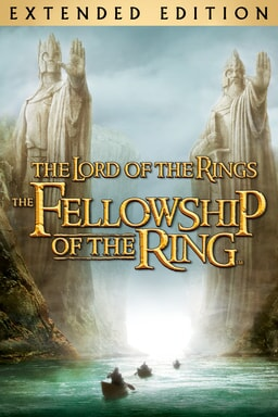 The Lord of The Rings: The Fellowship of the Ring (Extended Edition) - Key Art