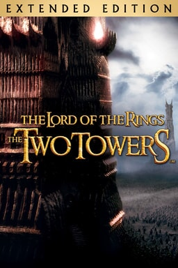 The Lord of The Rings: The Two Towers (Extended Edition) - Key Art