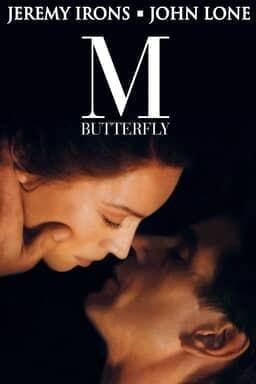 M. Butterfly - Key Art