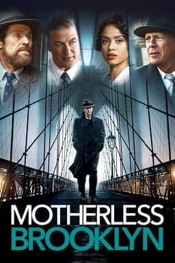Motherless Brooklyn - KeyArt