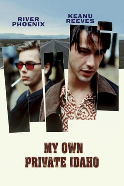 My Own Private Idaho - Key Art