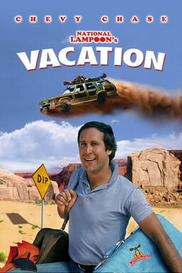 National Lampoon's Vacation - Key Art