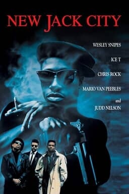 New Jack City - Key Art
