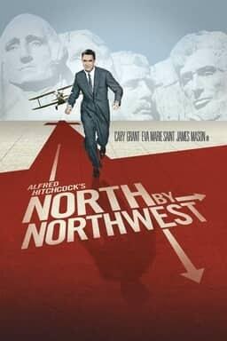 North by Northwest - Key Art