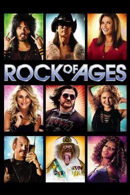 Rock of Ages - Key Art